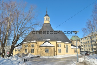 Church Lappee in Lappeenranta