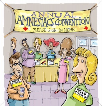 Amnesiacs convention