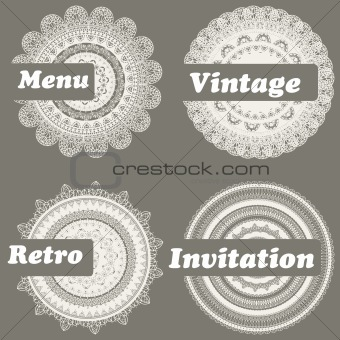 four vector lacy templates