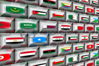 Arab League Countries
