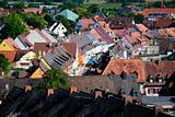 Colorful village, Breisach
