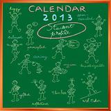 calendar 2013 student profile cover