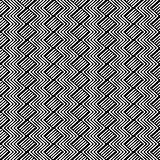 Seamless geometric pattern with zigzag texture.