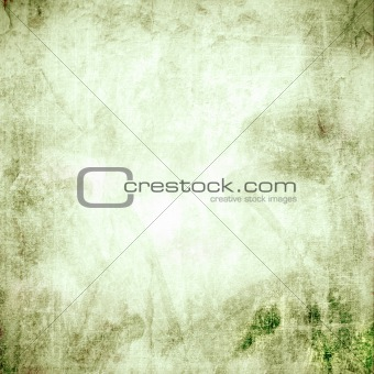Green grunge background for the photo book