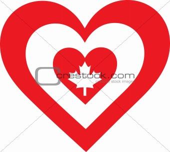 Canada Heart