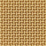 Golden Braided Pattern