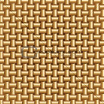 Golden Braided Pattern