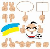 Euro 2012 design