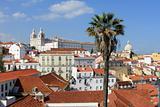 Lisbon view, Portugal