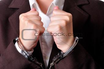 Handcuffed