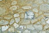 Texture of Old Church Wall.