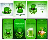 Patrick&#39;s Day Banner Templates