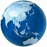 Blue Earth Asia and Australia