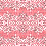 Seamless Floral Pattern. Vector lace background