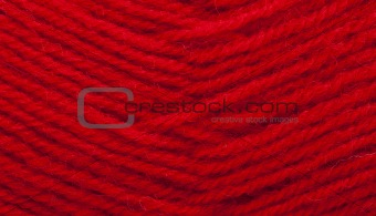 wool clew macro closeup