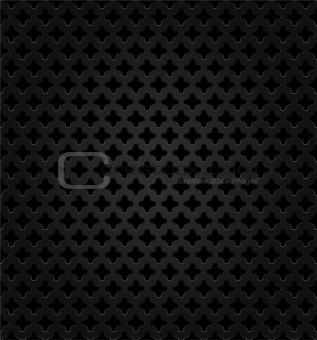 Abstract metal dark background