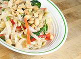 Thai Rice Noodle Salad