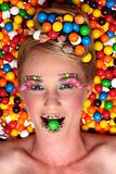 Studio Creative Candy Themed Shoot