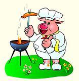 Pig Chef.