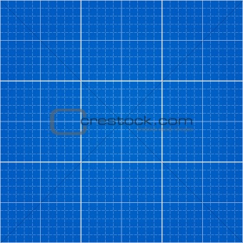Seamless Blueprint Background