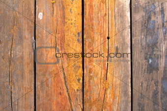 Old Rusty Wood Deck Texture