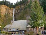Historic Multnomah Falls Lodge