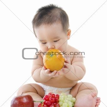 Vegetarian baby