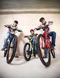 Modern bikers