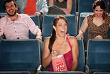 Laughing In A Theater