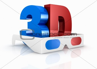concept of 3d movie technology
