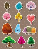 tree stickers