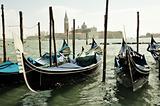 Gondole Venezia San Giorgio Maggiore