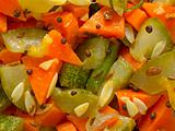 indian vegetable medley