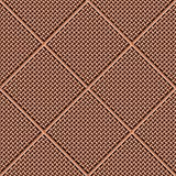 Weaved traditional wooden pattern