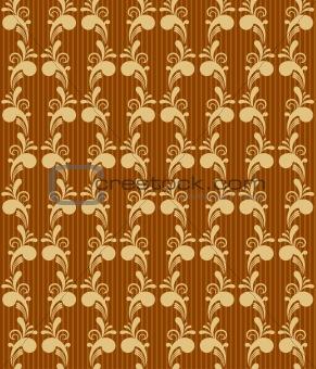 Seamless elegance background