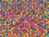 Seamless colored pattern