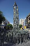 Human Towers monument