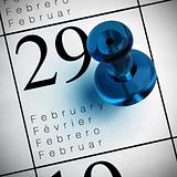 leap year february the 29th