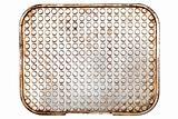 Grunge metal plate