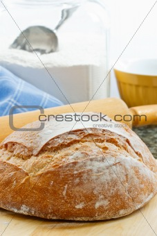 Fresh Baked Artisan Bread