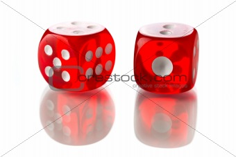 dices of the casino