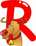 R for reindeer