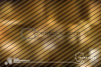 Vector imitation of a rusty metal surface and elements of style of corporation