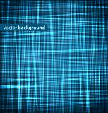 Blue abstract background with lines. Vector illustration eps10