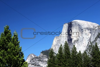 Yosemite Half Dome