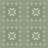 seamless eastern style oriental  pattern