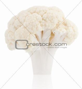 Fresh cauliflower cabbage vegetable