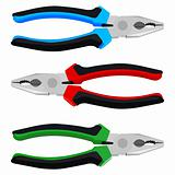 Instrumment pliers 