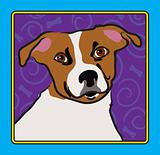 Jack Russell Cartoon