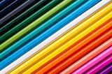Multicolor striped background